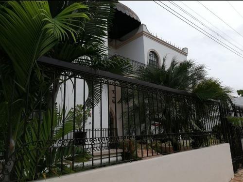 Casa Boutique En Venta, Colonia Campestre, Mérida Yucatán