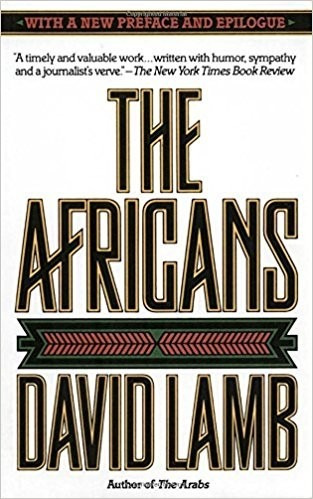 Livro The Africans: David Lamb Em Ingles