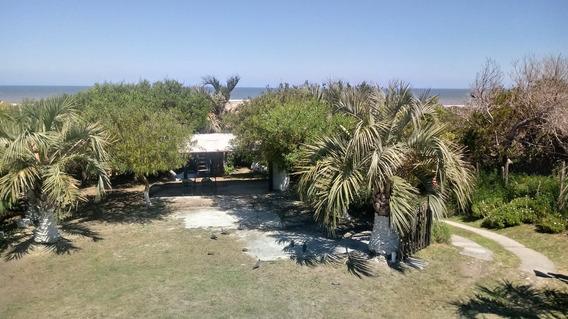 Alquilo Casa Frente Al Mar Barra Do Chui