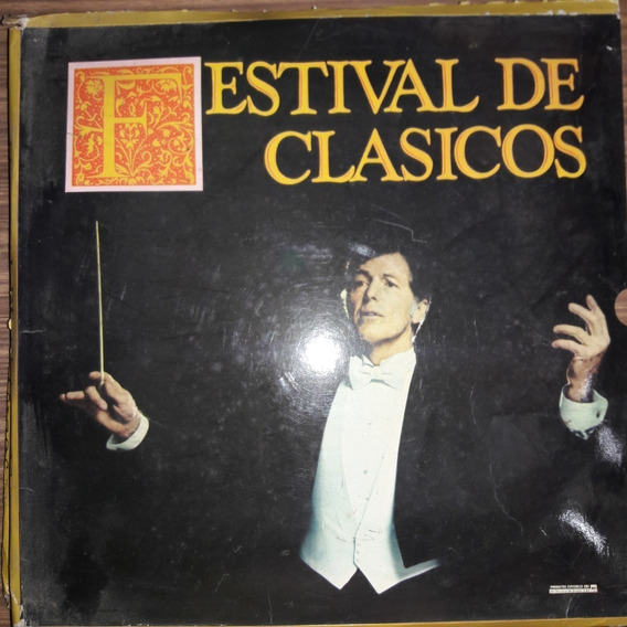 Coleccion Festival De Clasicos Lehar Puccini Verdi 8 Discos