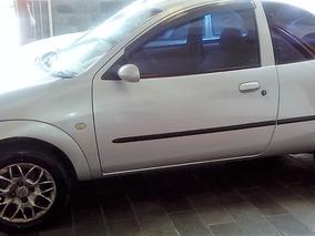 Ford Ka 1.6 Action Motor Zetec Roncam Carro De Mulher