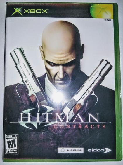 Xbox - Hitman Contracts - Original Americano