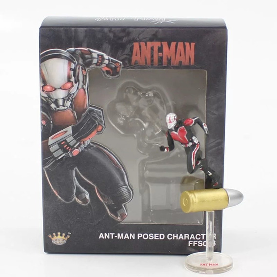 Homem Formiga,figura De Ação,c/caixa Original,vingadores,top