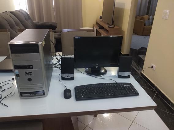 Computador Com Monitor Led Aoc