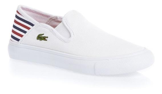 Zapatillas Panchas Niños Lacoste
