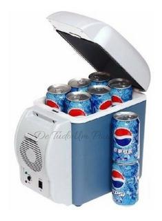 Caixa Térmica Para Carro Bebidas Geladas 7,5 Litros Oferta!!