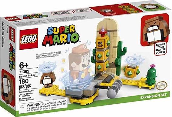 Lego Super Mario Pacote De Expansão Cactubola Do Deserto