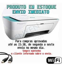 Impressora Multifuncional Hp 2675 Wifi - Copiadora E Scaner