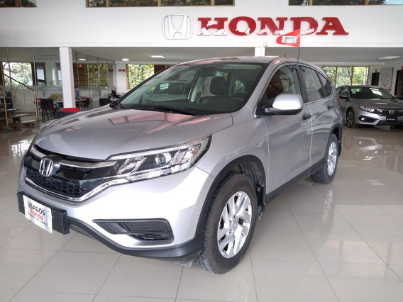 Honda Crv City Plus Modelo 2016 Plata Alabaster