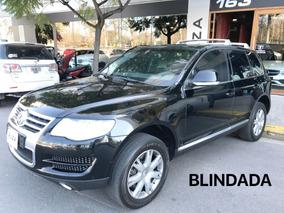 Volkswagen Touareg V8 Blindado Rb3 Oportunidad Alza Motors