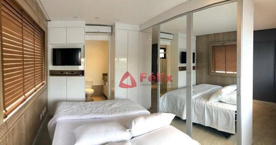 Loft À Venda, 44 M² Por R$ 240.000 - Condomínio Lofts Art Desing - Centro - Taubaté/sp - Lf0010