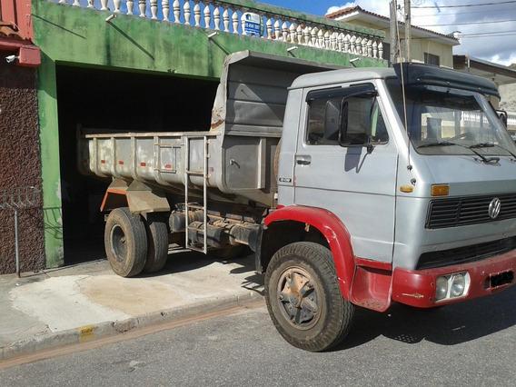 Caminhão Caçamba Volkswagen 13130 - 1986