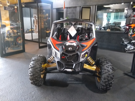Can Am Maverick X3 Xrs Turbo R