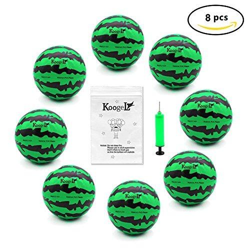 Koogel Kids Ball Playground Ball Inflable Con Bomba De 62 Pu