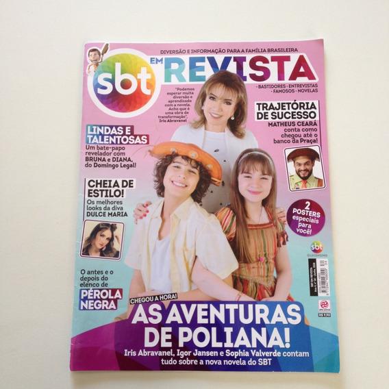 Revista Sbt Isris Abravanel Igor Jansen Sophia Valverde A205