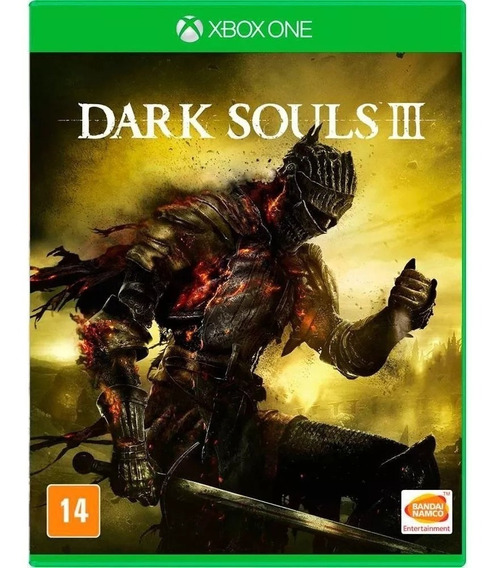 Jogo Dark Souls 3 - Xbox One - Mídia Física - Novo E Lacrado