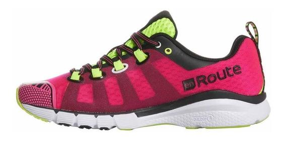Zapatillas Salming Enroute Mujer Correr Running Originales