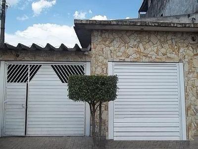 Casa Residencial À Venda, Parque Dom João Neri, São Paulo. - Ca3408