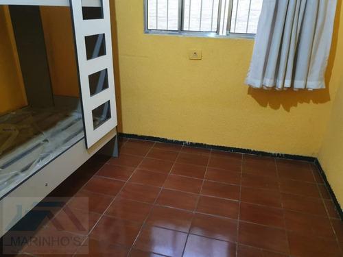 Imagem 1 de 7 de Salão Comercial Para Venda Em Mauá, Jardim Itapeva, 3 Dormitórios, 3 Banheiros - 384_1-1890412