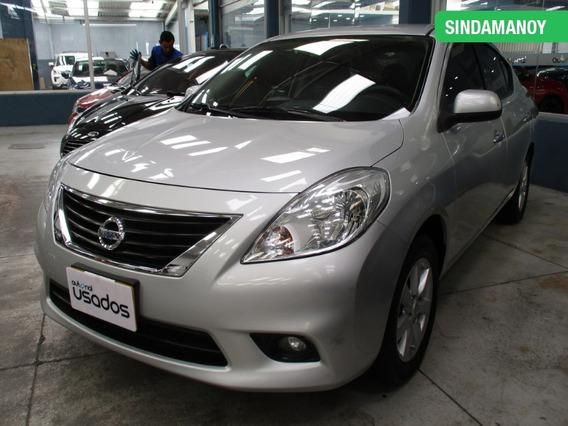 Nissan Versa Advance 1.6 2013 Nds766