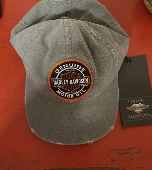 Boné Harley Davidson Regulável