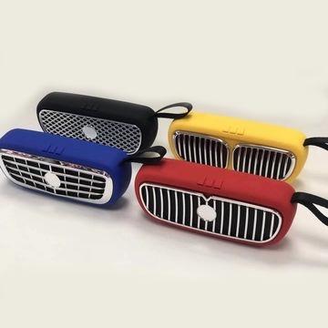 Parlante Mini Bluetooth Portatil Frente De Autos