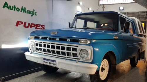 Ford F 100 Doble Cabina