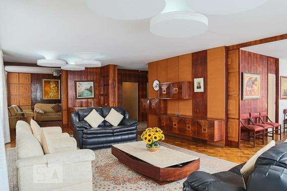 Apartamento Para Aluguel - Higienópolis, 4 Quartos, 262 - 892864279