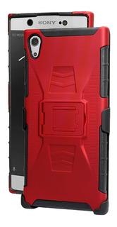 Funda Clip Case + Cristal Xperia L1 L2 Xa Xa1 Xa2 Ultra Plus