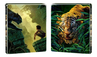 Película Steelbook Blu-ray The Jungle Book