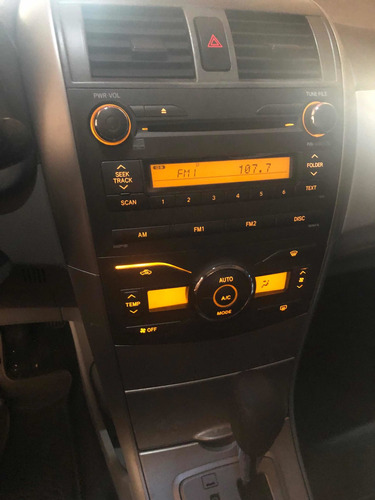 Imagem 1 de 14 de Toyota Corolla 2011 2.0 16v Xei Flex Aut. 4p