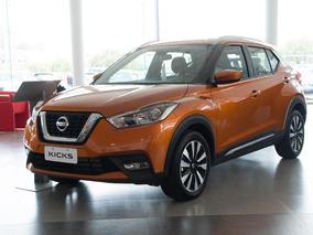 Nissan Kicks Advance Cvt 0km 2018