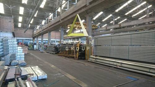 Imagen 1 de 3 de Planta Industrial En Inmejorable Ubicación