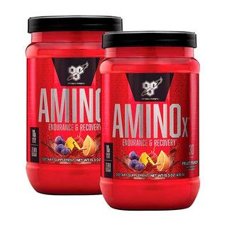 Amino X 435 Grs Bsn X 2 Unidades - Energia Y Recuperacion