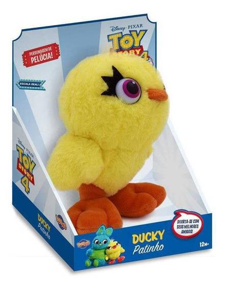 Duck Patinho Pelúcia Toy Story 4 - Toyng 38235