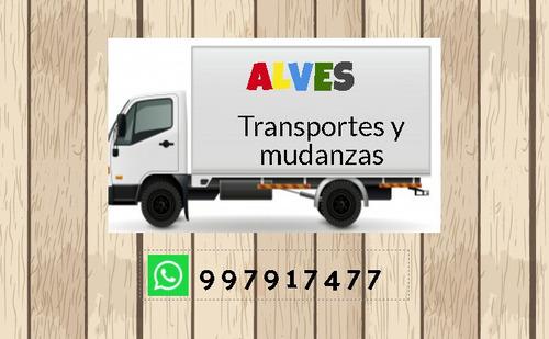 Transporte Carga Liviana Mudanzas