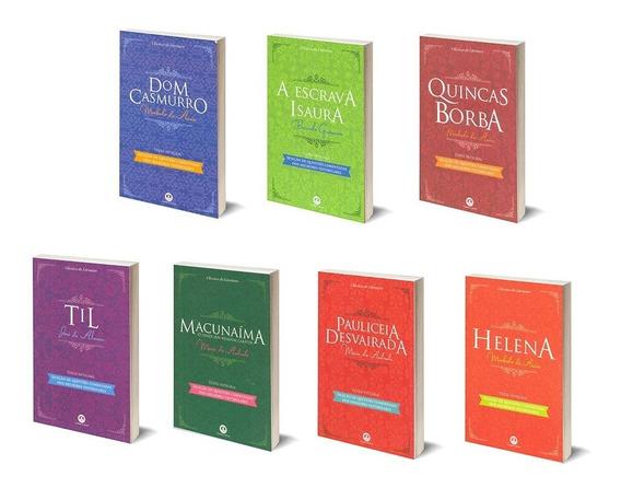 Clássicos Da Literatura 7 Livros + Complemento Enem