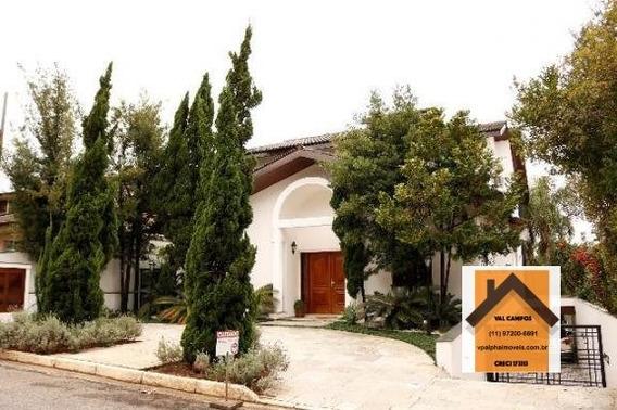 Casa Para Alugar No Bairro Alphaville Residencial Um Em - Vpr1-19p-2