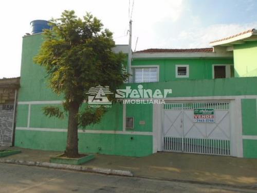 Imagem 1 de 14 de Venda Sobrado 2 Dormitórios Jardim Flor Do Campo Guarulhos R$ 310.000,00 - 33861v