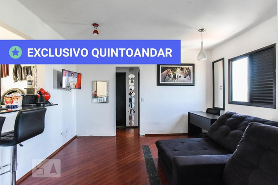 Apartamento No 17º Andar Com 2 Dormitórios E 1 Garagem - Id: 892966995 - 266995