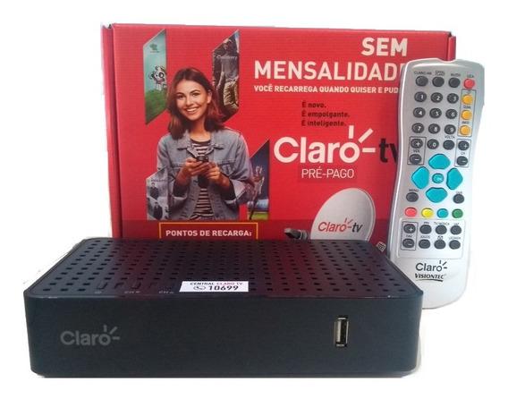 Kit Claro Pré Pago Visiontec + Antena+kit Com 15 M De Cabo