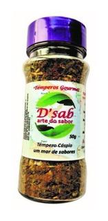 Tempero Pronto Para Carne Suína 50g- Tempero Mar Cáspio