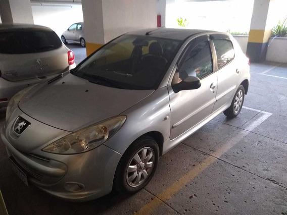 Peugeot 207 Sw 1.4 Xr Flex 5p 2012