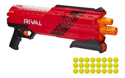 Nerf Rival Atlas Xvi-1200 Blaster - Rojo
