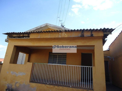 Casa Comercial À Venda, Swift, Campinas - Ca2753. - Ca2753
