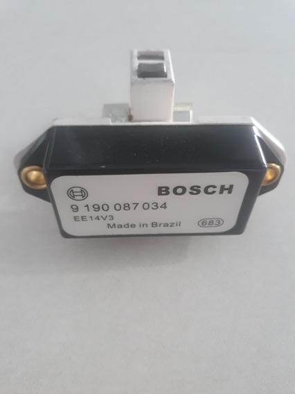 Regulador Voltagem Bosch Vw Mb Ford Gm Iveco Volvo 034