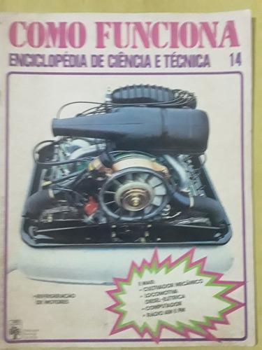 Pl163 Revista Fasc Como Funciona Nº14 Computador