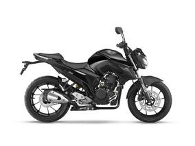 0km Fz25 Yamaha 2018 250cc Palermo Bikes No Honda No Bajaj 2