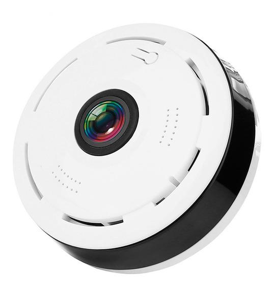 Camara Espia Secreta Con Microfono 360 Tipo Alarma 3d
