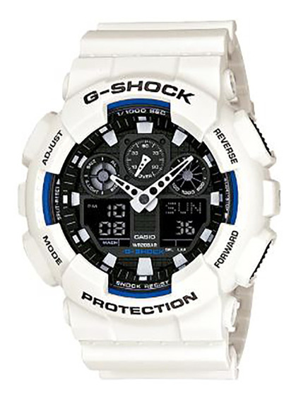 Relógio Casio G-shock Masculino Ga-100b-7adr